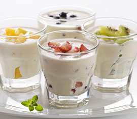 imparare a fare lo yogurt